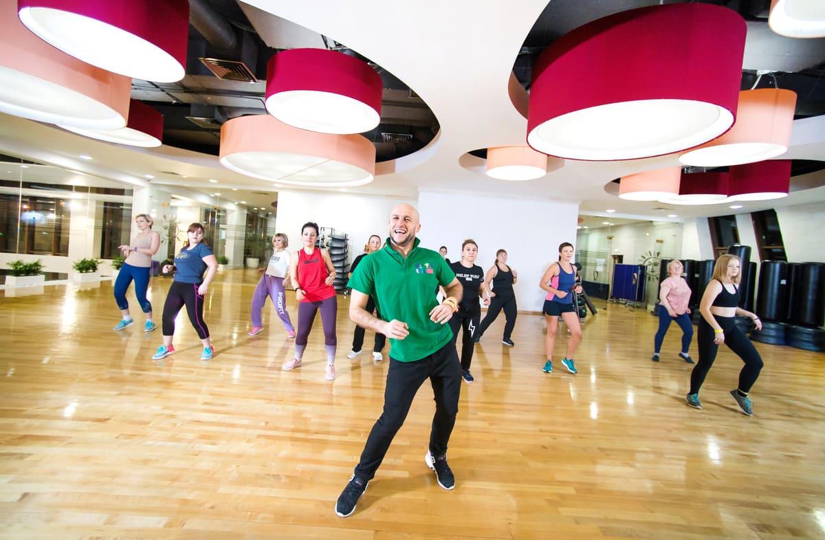 танцы зумба для похудения дома для начинающих
